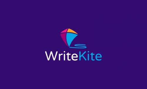 Writekite - Writing business name for sale