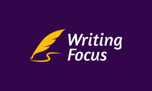 Writingfocus - Writing startup name for sale