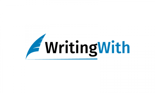 Writingwith - Modern business name for sale