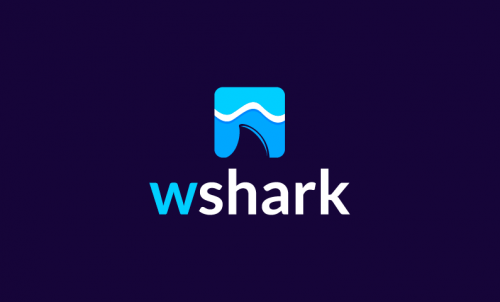 Wshark - Finance business name for sale