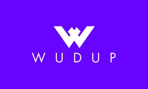 Wudup - Contemporary business name for sale