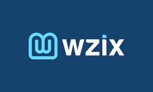 Wzix - Electronics startup name for sale