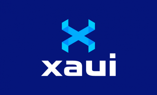 Xaui - E-commerce startup name for sale
