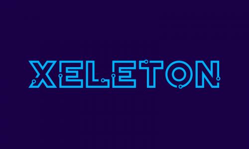 Xeleton - Technology domain name for sale