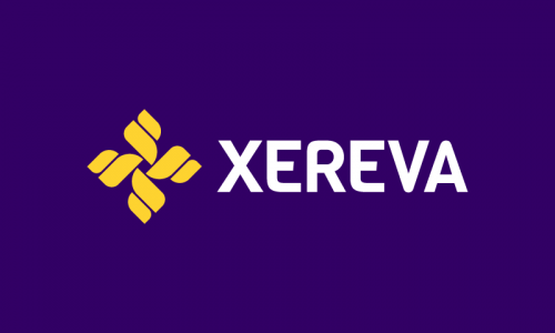 Xereva - Retail startup name for sale