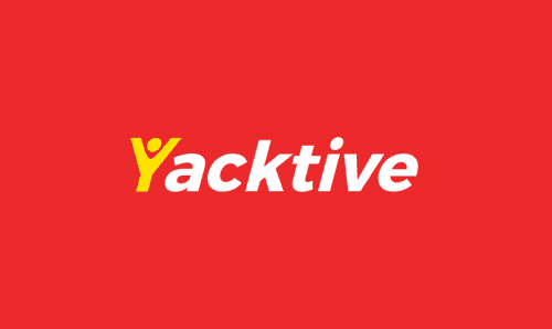 Yacktive - Technology company name for sale