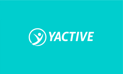 Yactive - Fitness brand name for sale