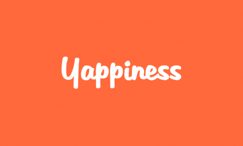Yappiness - News company name for sale