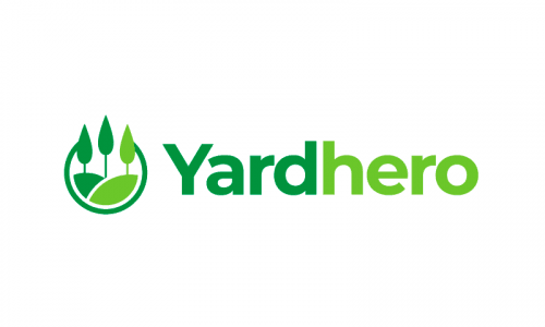 Yardhero - Modern brand name for sale