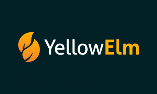 Yellowelm - E-commerce business name for sale
