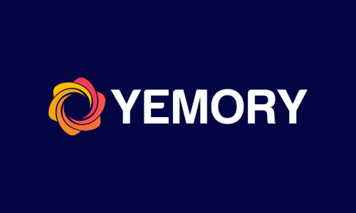 Yemory - E-learning business name for sale