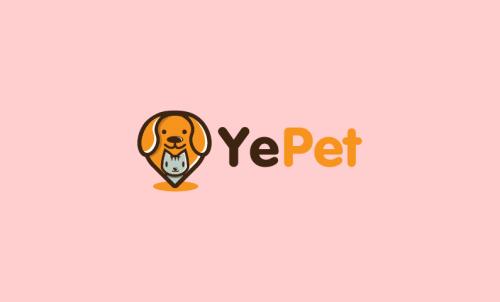 Yepet - Pets company name for sale