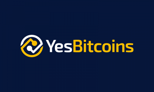 Yesbitcoins - Cryptocurrency business name for sale