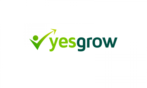 Yesgrow - Farming company name for sale