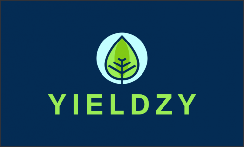 Yieldzy - Agriculture brand name for sale