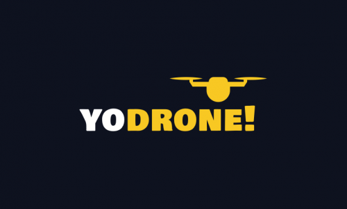 Yodrone - Aviation domain name for sale
