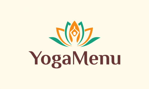 Yogamenu - Dining business name for sale