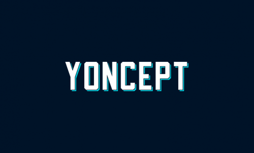 Yoncept - Highly brandable domain name