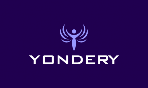 Yondery - Marketing domain name for sale