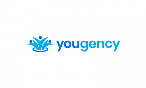 Yougency - Marketing startup name for sale