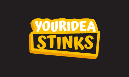 Yourideastinks - Technology startup name for sale
