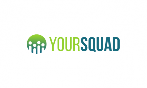 Yoursquad - Travel brand name for sale