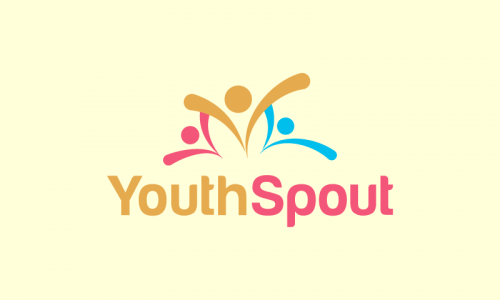 Youthspout - Business domain name for sale
