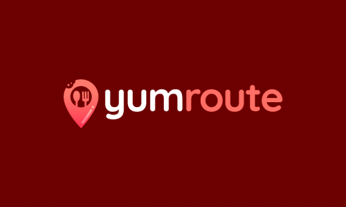 Yumroute - Delivery brand name for sale