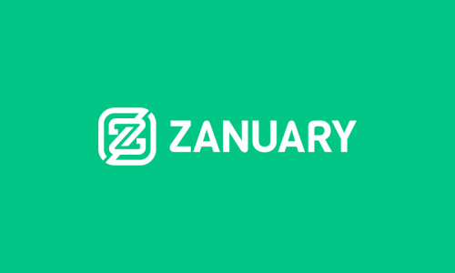 Zanuary - E-commerce startup name for sale