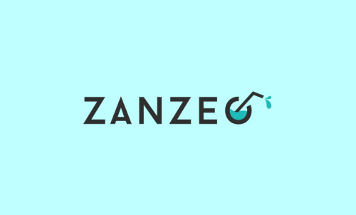 Zanzeo - Modern domain name for sale