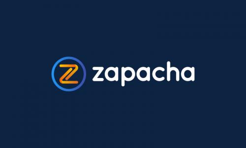 Zapacha - Retail startup name for sale