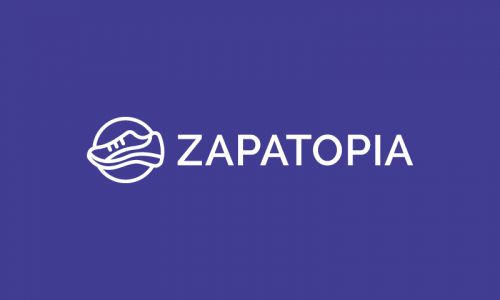 Zapatopia - Approachable product name for sale