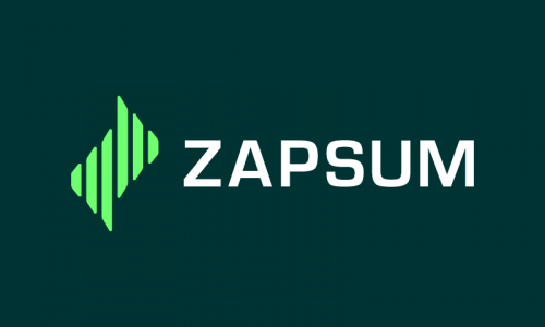 Zapsum - Payment brand name for sale