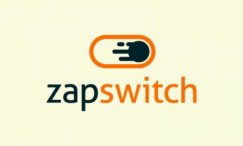 Zapswitch - Logistics brand name for sale