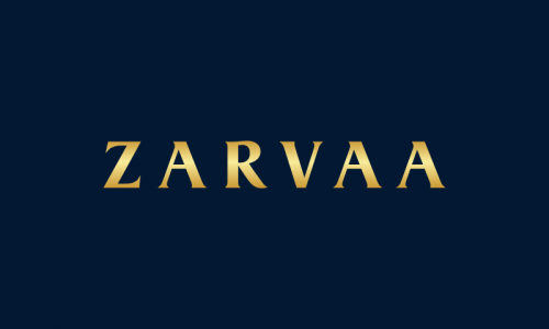 Zarvaa - Retail startup name for sale