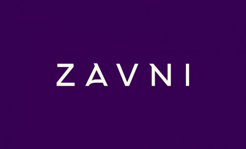 Zavni - Abstract 5-letter domain name