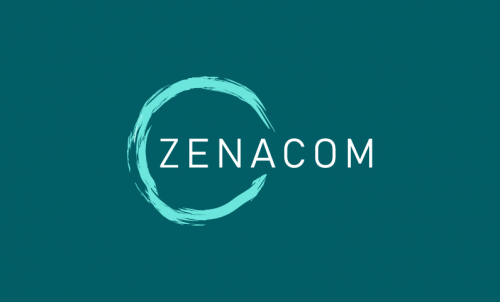 Zenacom - Calm startup name for sale