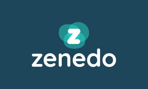 Zenedo - Environmentally-friendly startup name for sale