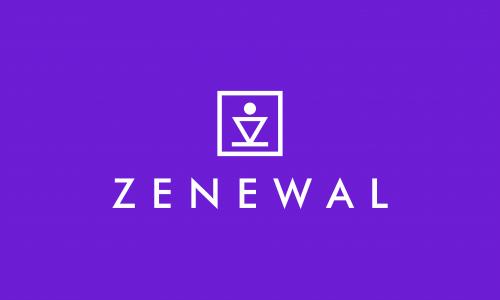 Zenewal - E-commerce brand name for sale