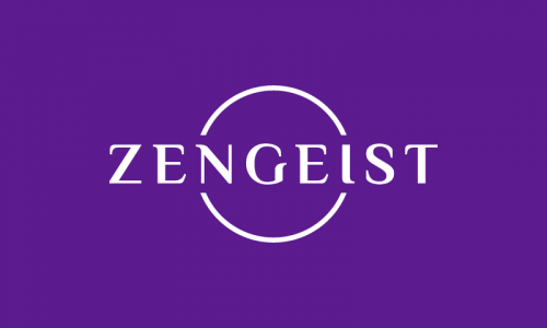 Zengeist - Relaxed startup name for sale