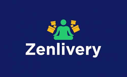 Zenlivery - Logistics domain name for sale
