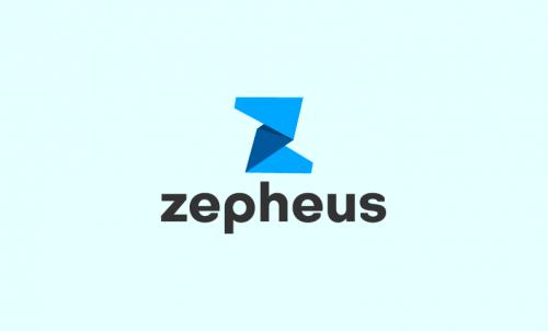 Zepheus - Marketing startup name for sale