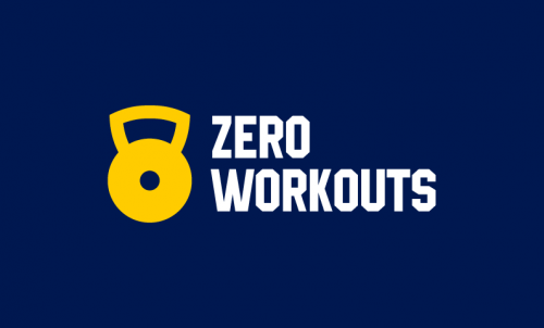 Zeroworkouts - Potential domain name for sale