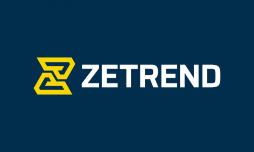 Zetrend - E-commerce startup name for sale