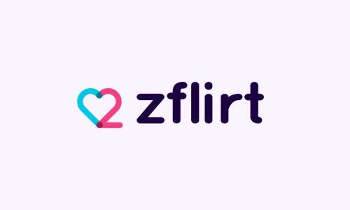 Zflirt - Dating startup name for sale