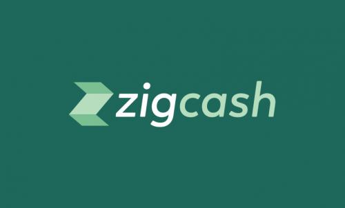 Zigcash - Money-based business name