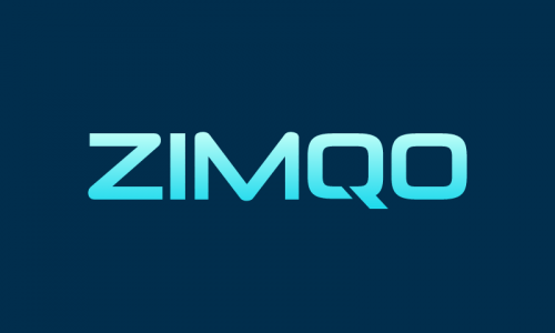 Zimqo - Audio business name for sale