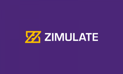 Zimulate - Food and drink domain name for sale