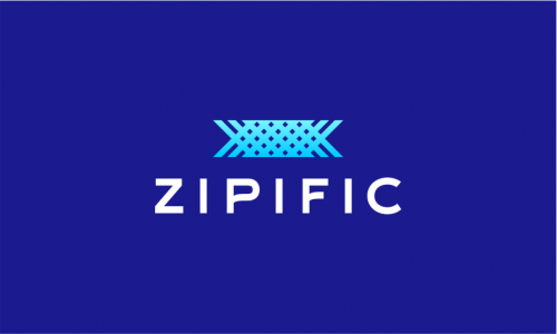 Zipific - Business domain name for sale