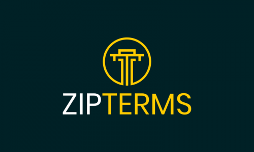 Zipterms - Law company name for sale